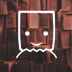 booksaesthetic booklogo bookicon icon logo aesthetic aesthetics freetoedit