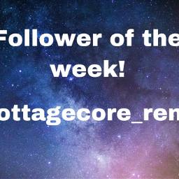 followeroftheweek yay craftingclub freetoedit