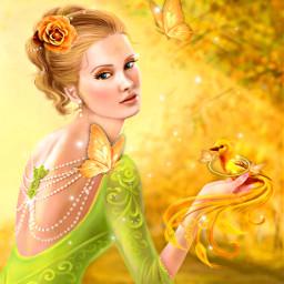 neonbutterflycirclestickerremixchallenge goldengirl butterflies birds rose goldasthetic orangeaesthetic beautifulgown srcneonbutterflycircle neonbutterflycircle freetoedit