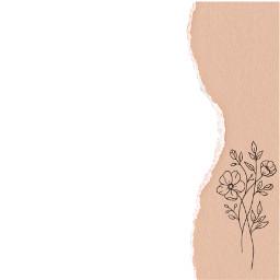 tarjeta postal scrap felicitación floral carta freetoedit