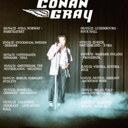 conangray conangrayedit poster 90s conangrayfan conangrayaesthetic
