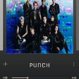 punch nct127 freetoedit