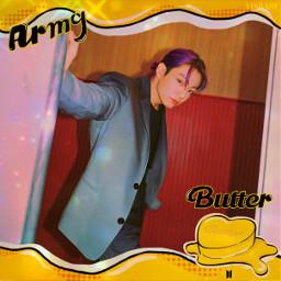 butter bts jungkook jeonjungkook butteriscoming btsbutter freetoedit