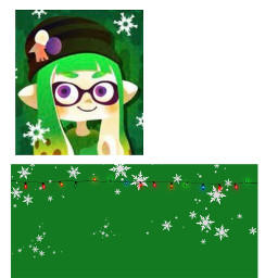 splatoon frostyfest naughtylist goodlist christmas squidmas xmastime freetoedit
