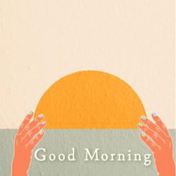 goodmorning sunnyday positive unsplash freetoedit
