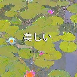 pods japanesepound lilypadflower animequotes naturelovers freetoedit