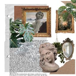 artgallery collage asethetic academia cute freetoedit