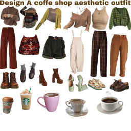 freetoedit coffeeshopaestethic coffeemug coffeeshop designaoutfit icebreaker remix remixit