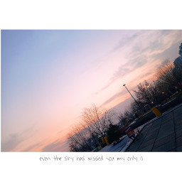 sky photography love