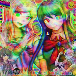 glitchcore scenecore clowncore anime animeedit danganronpa danganronpaedit sayakamaizono sonianevermind glitchcoreedit edit animegirl animegirls danganronpa2 danganronpa1 freetoedit kidcore kidcoreedit
