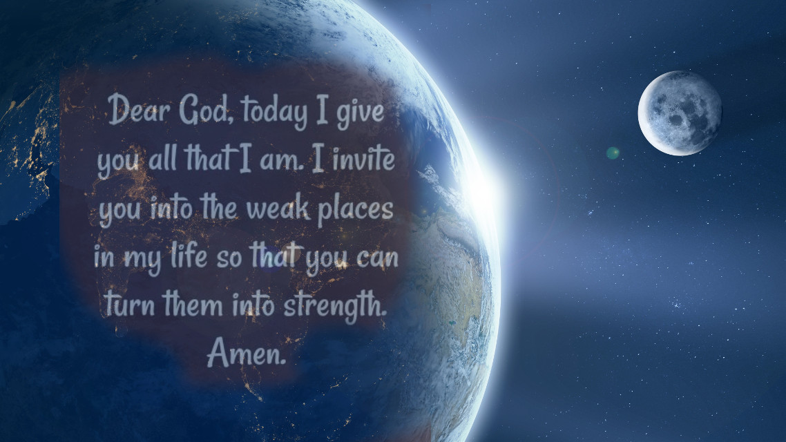 #give me strength
