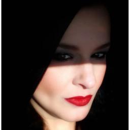 selfie me rachie1000 rachel shadow redlip