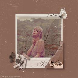 taylorswift folklore tayloralisonswift freetoedit