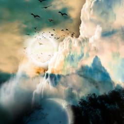 art photography skyphotography cloudsandsky horizon cloudscapes artist danalakat freetoedit