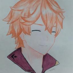 childe childegenshinimpact genshinimpactchilde genshinimpact anime animeboy drawing draw animedrawing
