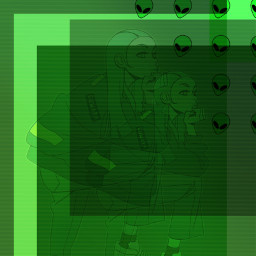 challenge stickers green aliens girl cartoonstyle glitch glitchy overlay overlays pose posing aesthetic greenaesthetic monotone glitchaesthetic cyber cool simple ecdreamstickersbackground dreamstickersbackground freetoedit