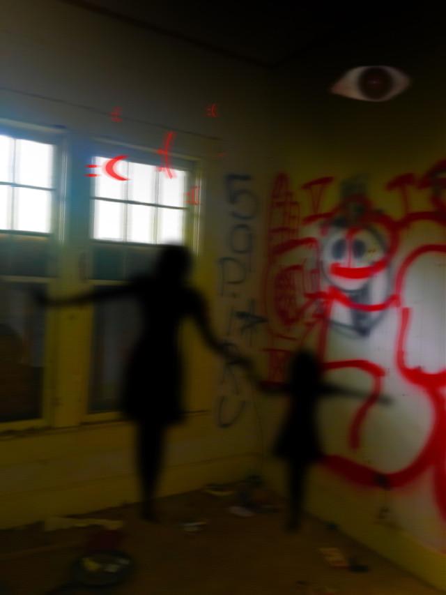 went to an abandoned house w/ a friend, 28492/10 😻  #dissacociation #creepy #dreamcore #abandonedhouse #vomitcore #traumacore #alt #emokid #dream #lostcore #draingang #bloody