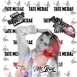 tatemcrae oneday teenagemind music freetoedit