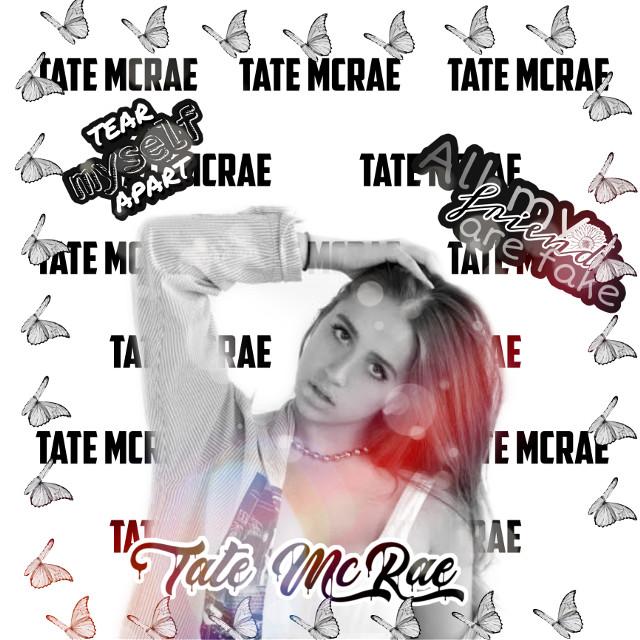 Tate McRae! Love her music!! #tatemcrae #oneday #teenagemind #music @taterosnermcrae