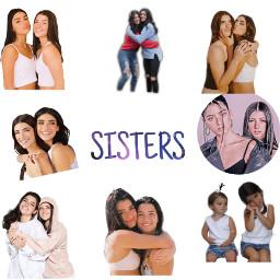 charlidamelio dixiedamelio sister freetoedit
