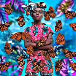 ugivemebutterflies freetoedit ecdreamstickersbackground dreamstickersbackground
