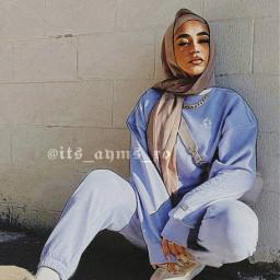 its_ayms_xoedits hijabfashion streetwear