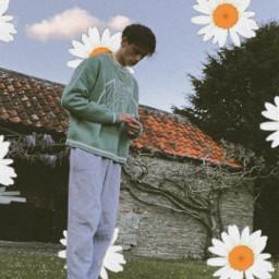 model flowers softboi freetoedit