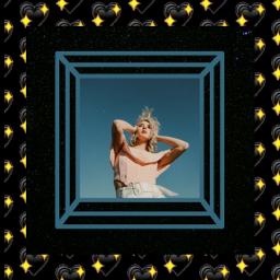 girl star space square aesthetic staraesthetic blonde blondehair blondegirl yildiz yıldız kız sarışınkız beauty beautifulgirl beautygirl güzelkız uzay dark black siyah karanlık freetoedit ecdreamstickersbackground dreamstickersbackground