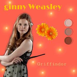 ginnyweasley griffindor freetoedit