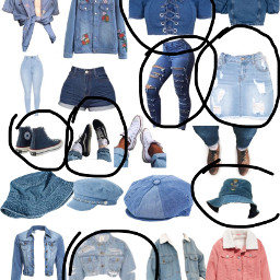 outfit jeans freetoedit
