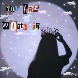 girl srcyouareworthit youareworthit