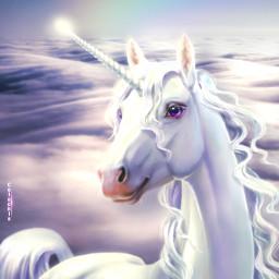freetoedit heypicsart fantasy unicorn madewithpicsart manipulation creative colochis89 hello colochis89