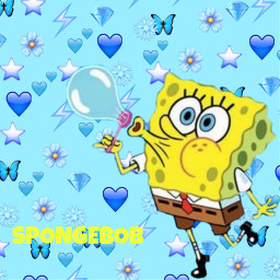 spongebob tag freetoedit spongebob