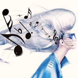 musicalnotes stickerremix madewithpicsart music futuristic imagination freetoedit blue curves musiclovers musicislife srcmusicalnotes myedit remix