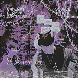 freetoedit younghoon aesthetic theboyz grunge black pink