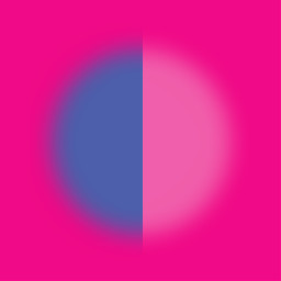 freetoedit paint circle blur pink blue