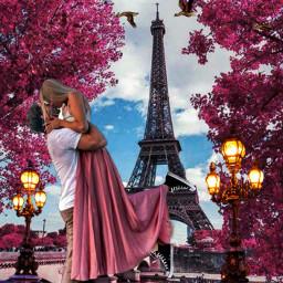 love couple city freetoedit ircstepbystep stepbystep