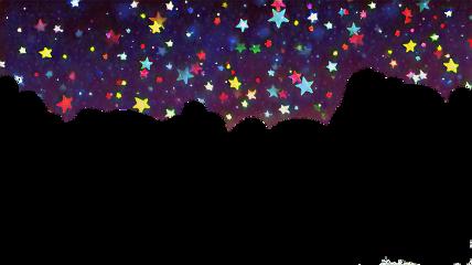 stars starconfetti mystickerremix mystickeredit freetoedit