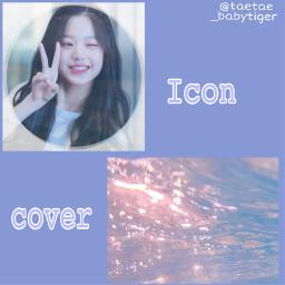 wonyoung iconcover freetoedit