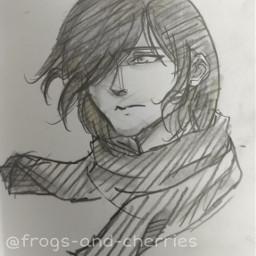 mikasa ackerman snk aot shingekinokyojin attackontitan drawing sketch art