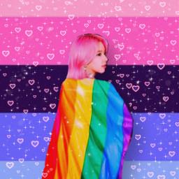 chayoung twice lgbtq omnisexual freetoedit