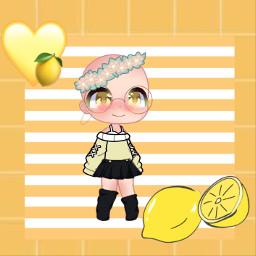 lemon gacha freetoedit