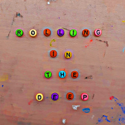 rollinginthedeep rolling deep inthedeep colours colourfull perls colourperls rollinginthedeepperls postive happy
