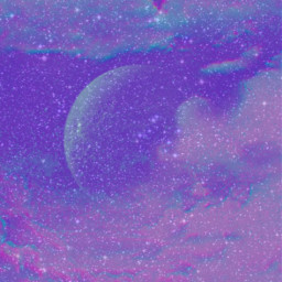 space spaceaesthetic galaxy galaxyedit galaxybackground moon stars clouds freetoedit