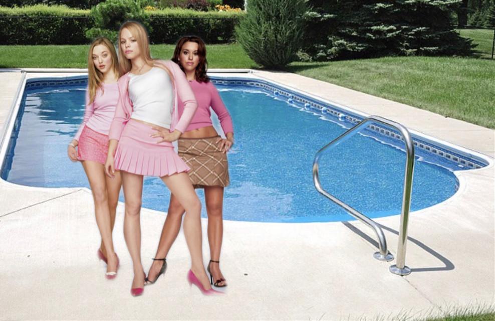 #meangirls