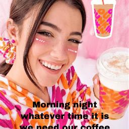 charlidamelio coffee freetoedit