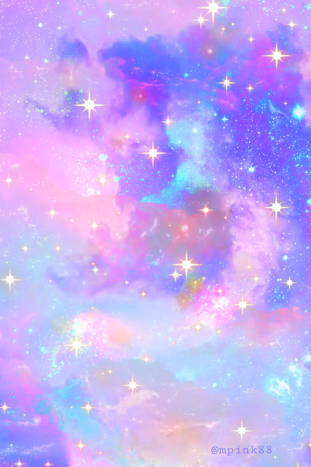 #freetoedit @mpink88 #glitter #sparkle #galaxy #sky #stars #shimmer #clouds #pastel #night #aesthetic #milkyway #space #kawaii #prism #nature #landscape #cosmos #stardust #colorful #overlay #replay #background