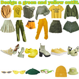 designaoutfit greenandyellow icebreakers comment freetoedit