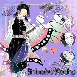shinobu purple kocho freetoedit