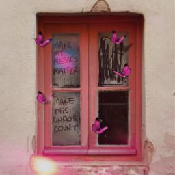 window red butterfly chaoscore freetoedit